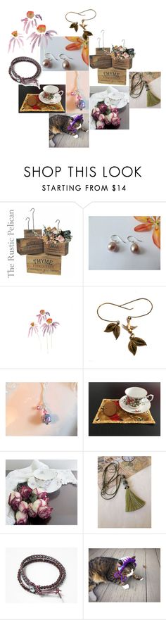 """""""The Last of the Flowers"""" by inspiredbyten on Polyvore"""