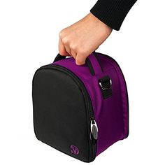 Laurel Travel Camera Bag Case For Samsung WB Series WB1100F WB2200F Galaxy NX30 DSLR Camera *** Read more reviews of the product by visiting the link on the image.
