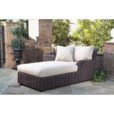 Found it at Wayfair - Aruba Chaise Lounge with Cushion