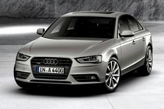 2014 Audi A4.. our next car when our lease is up!