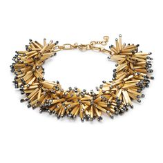 Fireburst necklace | J.Crew