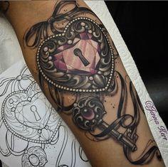 Filigree Tattoos - Inked Magazine