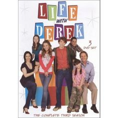 I'm learning all about E1 Entertainment Life with Derek: The Complete Third Season [3 Discs] at @Influenster!