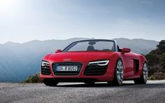 Audi R8 S-Tronic: just your everyday supercar. More pics here: http://www.businesscarmanager.co.uk/audi-r8-s-tronic-road-test-just-your-everyday-supercar/