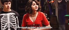 "When she was the ultimate teamwork-makes-the-dream-work pal. | Community Post: 24 Times Alex Russo From ""Wizards Of Waverly Place"" Was Your Soul Sister"