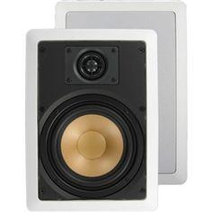 inwall speakers