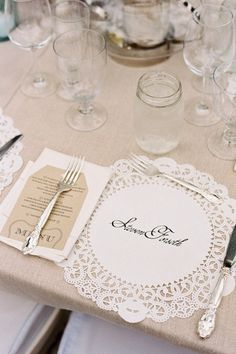 Lace Wedding Place S