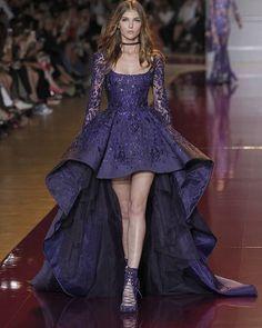 Zuhair Murad Fall16 Haute Couture | #luneafashion #zuhairmurad #zuhairmuradcouture