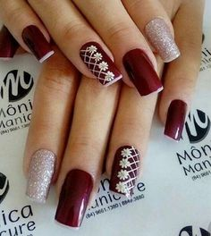 46 Splendid Matte Nail Design Ideas Try For You Elegant Nails, Classy Nails, Stylish Nails, Gorgeous Nails, Pretty Nails, Cute Nails, Cute Acrylic Nails, Gel Nail Art, Fingernail Designs