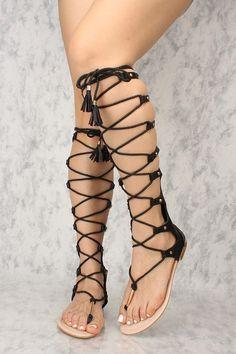 b8271ad1a 12 Best Black gladiator sandals images