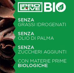 Prolive BIO - PROLIVE BIO Linea barrette proteiche nutrizionali