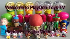 The Good Dinosaur,Hello Kitty Toy,Angry Birds   PlayDoh SurpriseEggs   T...