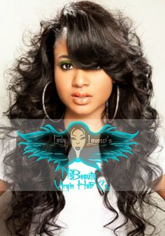 Custom Front Lace Wig 18 Inches with 100% by NuBeautyHairCompany