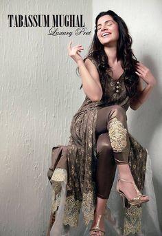 Pakistani Dresses For Girls By Tabassum Mughal