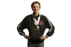 King's Way student is All-Region swimmer of the year