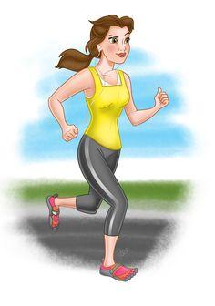 attention everyone shes in Vibram FiveFingers! Disney Princess Half Marathon, Disney Marathon, Disney Races, Run Disney, Fit Board Workouts, Running Workouts, Running Tips, Run Like A Girl, Girls Be Like