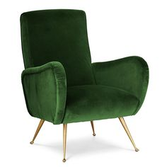 Turin Chair From Julian Chichester MidCentury Modern, Metal, Upholstery Fabric, Lounge Chair by New York Design Center Chair Upholstery, Sofa Chair, Armchair, Bespoke Furniture, Contemporary Furniture, Furniture Design, Turin, Julian Chichester, Chichester Uk