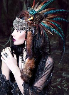 Fascinator Cappello Pillbox Nero Copricapo Pin Pendente Mesh Jewelry