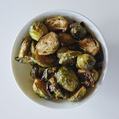 Tart and crispy, these sprouts are a perfect side dish to complement any meal.