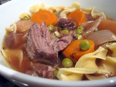 Sophie in the Kitchen: Autumn Beef Stew - Slow Cooker recipe!