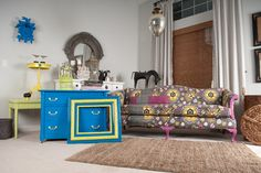 Vintage Sofa Design Ideas, Pictures, Remodel, and Decor - page 7