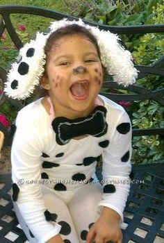 Coolest Dalmatian Puppy Costume...