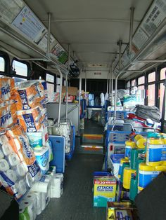 Dedicated volunteer Kim Albracht helped with the Friendship Home's Stuff the Bus drive in Lincoln, NE.  She handed out needs lists to customers at Walmart, took in donations, sold raffle tickets, and shared information about the Friendship Home.