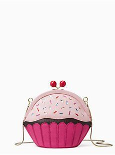 take the cake cupcake crossbody - special offer - fall 2016