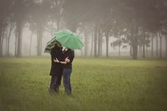 Fiona and Dylan   A Rainy Day Engagement