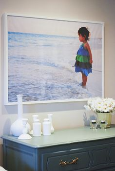 oversized photo for artwork @Marissa Hereso miles   Can you help me do this with Tan in NC?