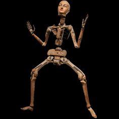 Life-sized Skeletal Artist Model /Mannequin image 3