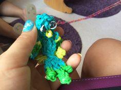 Super cute blue macaw took ages
