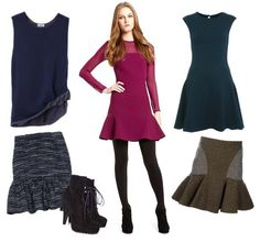 Fall Trend: Fit To Flare