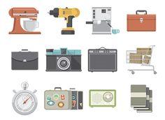 Área Visual - Blog de Arte y Diseño: Los diseños e ilustraciones de Justin Mezzell