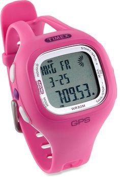 Choosing between this...  Timex Marathon GPS Sport Watch - Pink - Free Shipping at REI.com