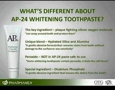 Have you ever wanted whiter teeth? Got coffee, smoking or wine stains?? I can help you!! Message me (or click to order) to find out more about this whitening fluoride toothpaste!  bleach  peroxide  whitens and cleans  dentist approved  safe for kids