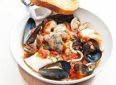 Denny Chef Blog: Guazzetto di pesci e molluschi con sentori di anice stellato