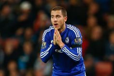Chelsea transfer news: would PSG be a step down for Hazard?: Chelsea transfer news: would PSG be a step down for Hazard? Chelsea Fc News, Chelsea Fans, Chelsea Football, Uk Football, Chelsea Transfer News, Real Madrid Club, Eden Hazard Chelsea, Football Transfers, Wolfsburg