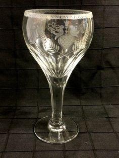 verres anciens cristal de baccarat verres pinterest. Black Bedroom Furniture Sets. Home Design Ideas