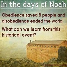 Obedience is STILL important!