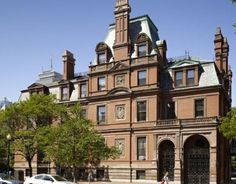Beautiful old Commonwealth Mansion in Boston. $18,000,000