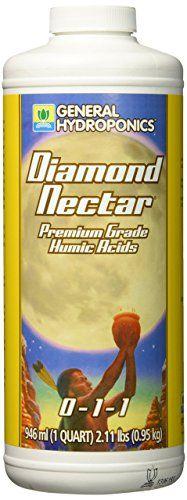 General Hydroponics Diamond Nectar, 1 Quart
