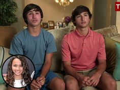 Transgender Teen Jazz Jennings' Older Brothers Have Her Back: 'Embrace the Change and Accept It, You'll Do Just Fine' http://www.people.com/article/jazz-jennings-brothers-show-support-i-am-jazz