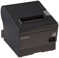 Epson C31CA85656 Corporation TM-T88V-656 ENET USB EDG PWR - Brand new in box Epson direct thermal printer with Ethernet and USB interfaces power supply included is the latest addition to Epson's industry. Designed for use in food service and retail environments it offers more speed features and reliability than ever before.