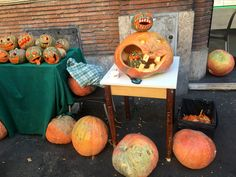 It isn't the most celebrated holiday here, but Halloween in Rome (and Italy) is definitely increasing in popularity and practice in recent years.    The holidays here aren't as ...