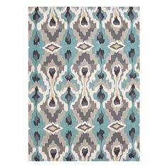 I pinned this Reva Rug in Blue from the Our Best-Selling Rugs event at Joss and Main!