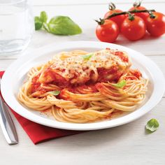 Casserole crémeuse de poulet et brocoli - 5 ingredients 15 minutes Dessert Drinks, Dessert Recipes, Desserts, Sauce Marinara, Spaghetti, Orzo, Cheddar, Poultry, Casserole
