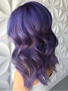 53 Absolutely Amazing Purple Hair Color Trends for 2018