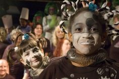 Theater Games for Young Children and Acting for Kids - Cooperation and Problem Solving Activities   Naturally Educational