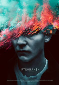 Creative Poster, Latest, Movie, and Posters image ideas & inspiration on Designspiration Graphisches Design, Creative Design, Creative Art, Creative Posters, Face Design, Graphic Design Posters, Graphic Design Inspiration, Poster Designs, Photomontage
